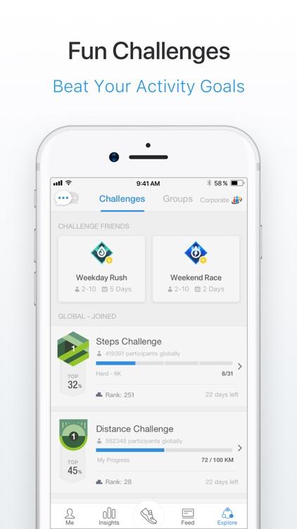 Pacer Pedometer & Step Tracker screenshot-5
