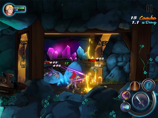 Echoes of Aeons screenshot 12