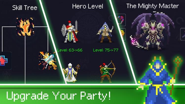 Dunidle: Dungeon Crawler Boss screenshot-3