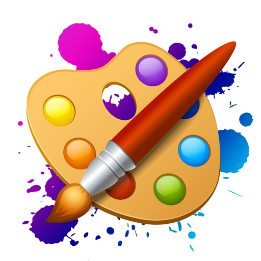 Paint By Number:Coloring Games
