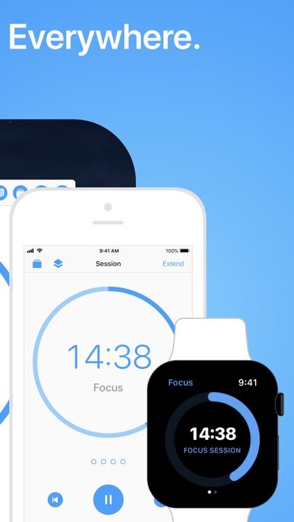 Focus - Time Manager screenshot-7
