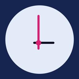 Fancy World Clock