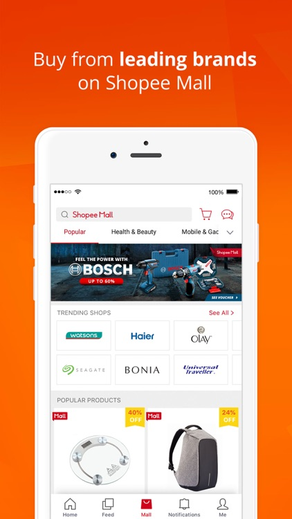Shopee MY: Buy and Sell Online screenshot-3