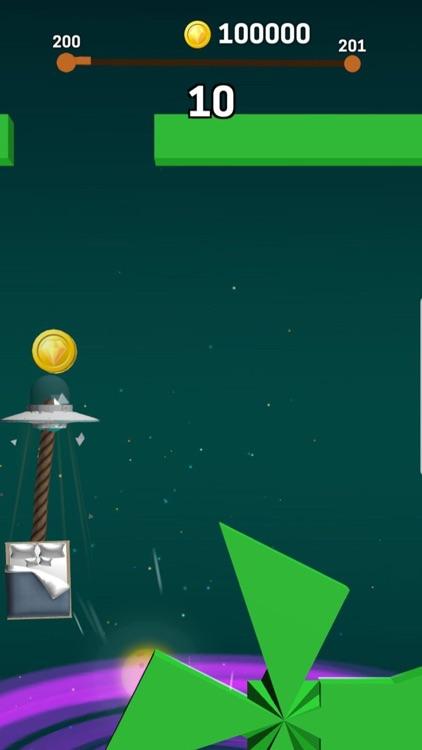 Rope Swing Game screenshot-3
