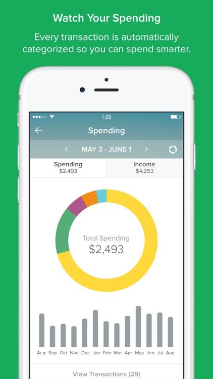MoneySync by WaFd Bank screenshot-3