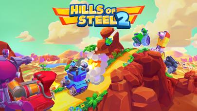 Hills of Steel 2のおすすめ画像6