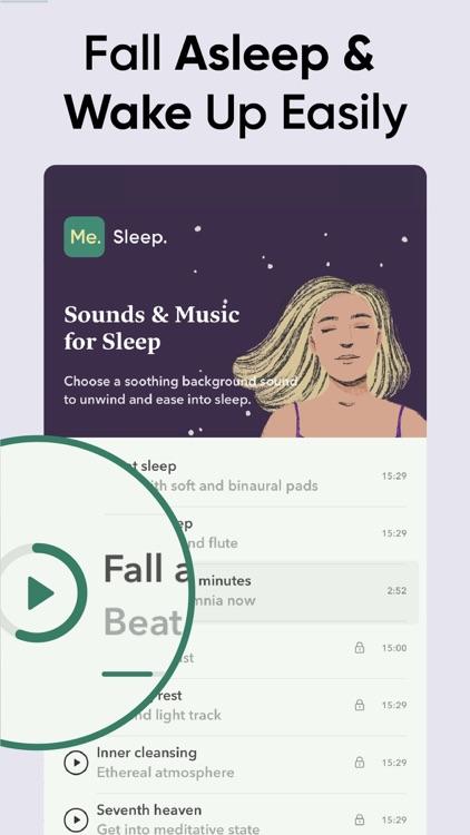 BetterMe: Calm,Sleep,Meditate screenshot-7