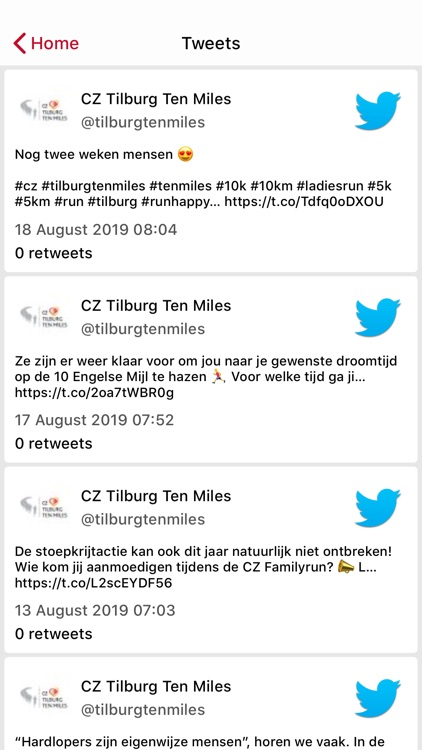 CZ Tilburg Ten Miles screenshot-3