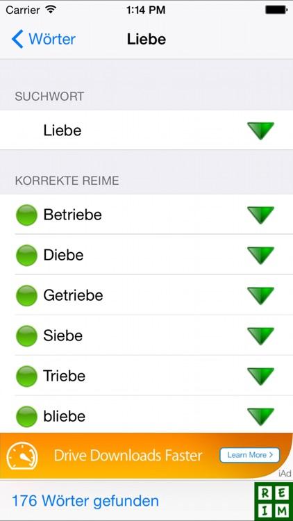 Reim finden screenshot-4