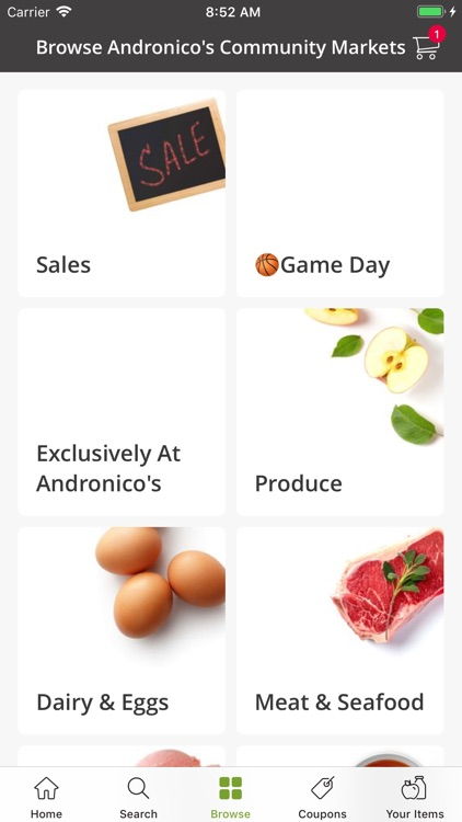Andronico's Rush Delivery screenshot-3