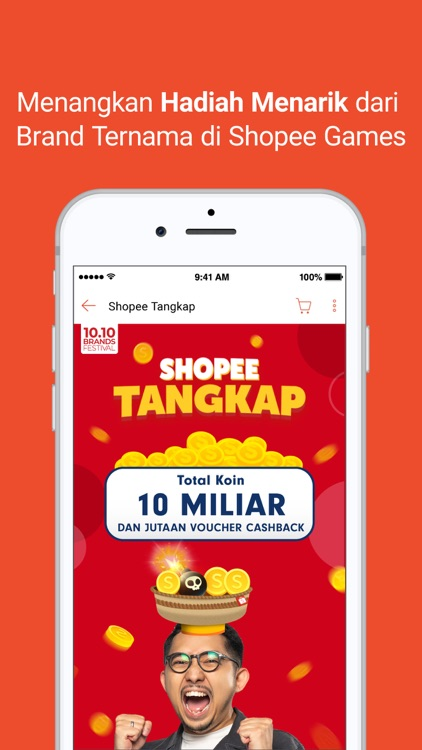 Shopee 10.10 Brands Festival screenshot-4