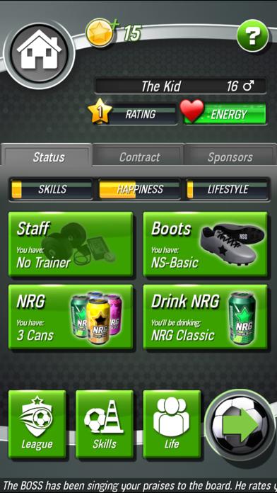 New Star Soccer screenshot four