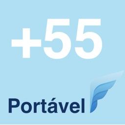Brasil +55 Portável