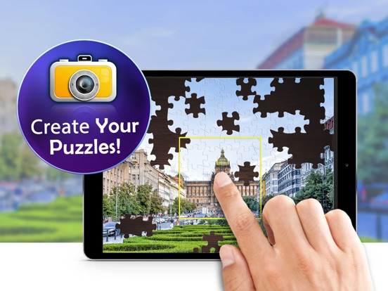 Magic Jigsaw Puzzles-ipad-3