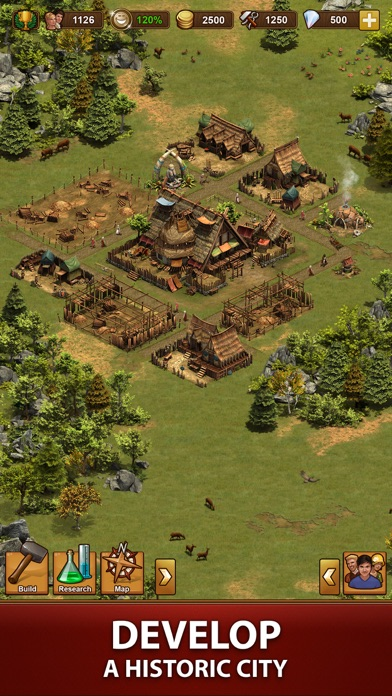 Forge of Empires: Build a Cityのおすすめ画像1