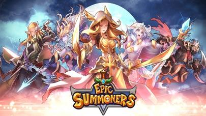 Epic Summoners: モンスター戦争RPG バトルのおすすめ画像1