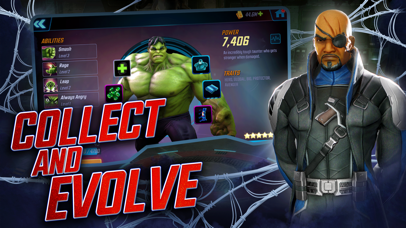 MARVEL Strike Force Screenshot