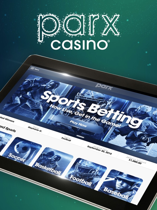 Parx Casino® Sportsbook on the App Store