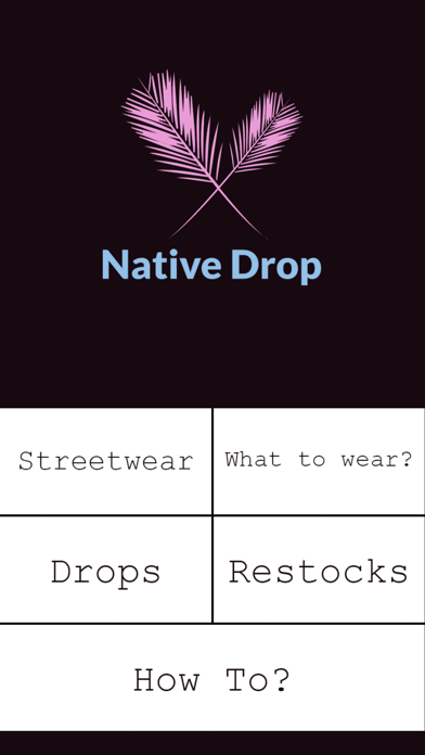 Native Drop screenshot 1