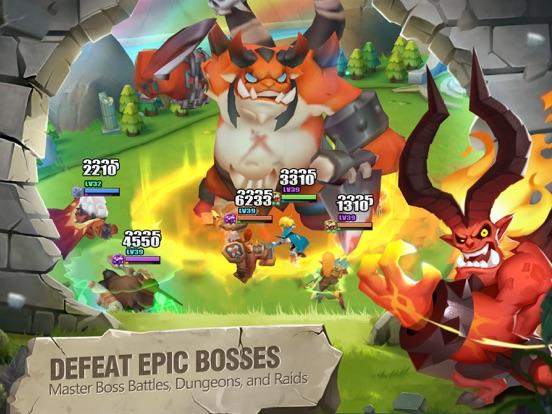 Heroes Bash screenshot 5