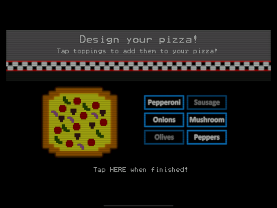 FNaF 6: Pizzeria Simulator screenshot 9