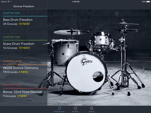 Groove Freedom - náhled