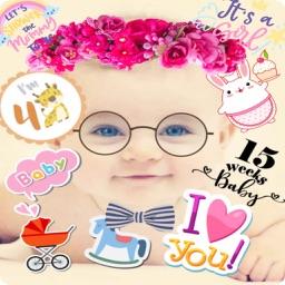 Baby Pics-Photo & Video Editor