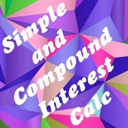 Simple Compound Interest Calc