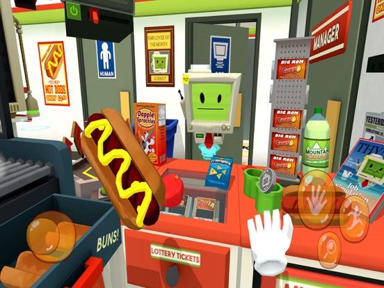 Slush'E'Mart - Job Simulator screenshot 16