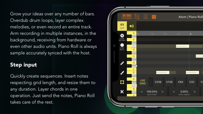 Atom | Piano Roll App Download - Music - Android Apk App Store