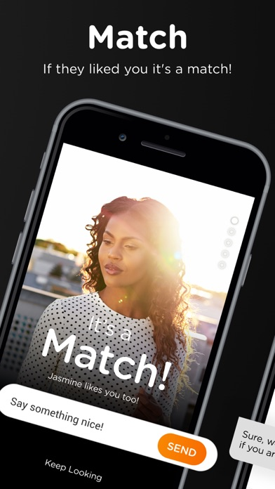 BLK - Look. Match. Chat. Screenshot