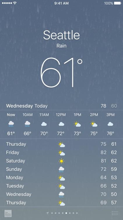 Weather screenshot-4