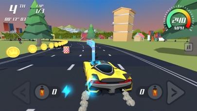 Crazy Racing Car