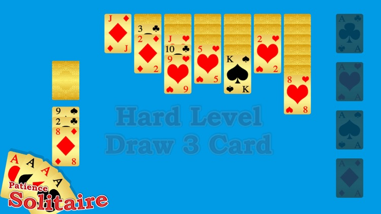 Patience! Solitaire! Card Game screenshot-3