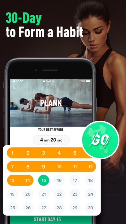 Workout NOW 2019 screenshot-1
