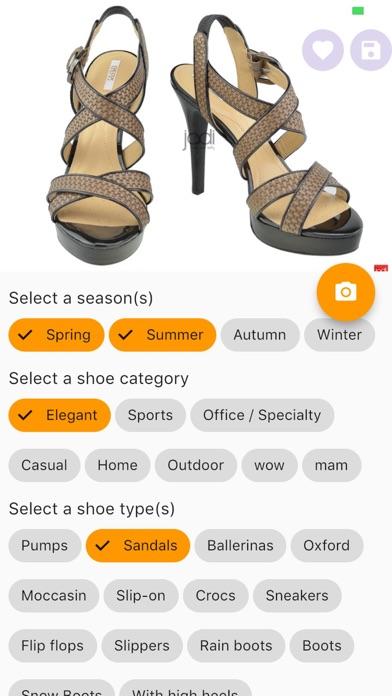 Shoedrobe screenshot #2