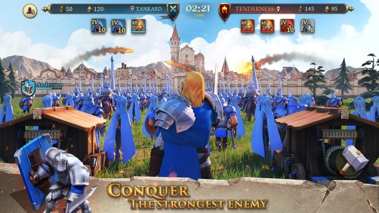 Legend: Rising Empire screenshot-3