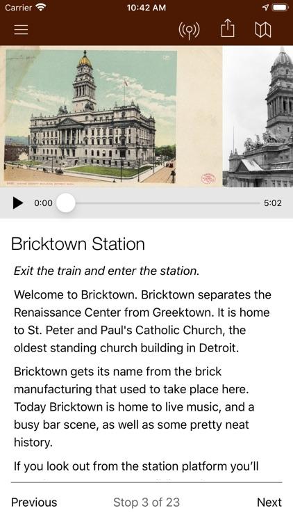 Detroit History Tours screenshot-4