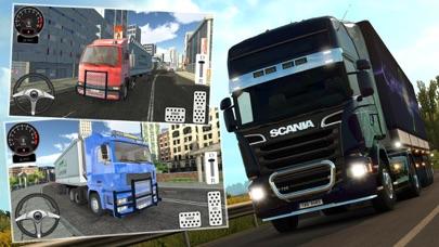 卡车模拟:中国3d驾大卡车游戏のおすすめ画像1