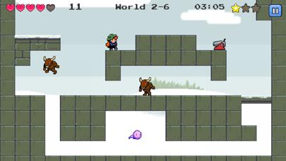 Screenshot from Jump Kid