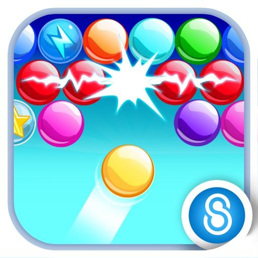 疯狂泡泡app icon图