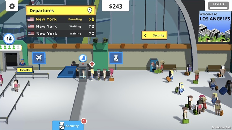 Idle Tap Airport screenshot-1