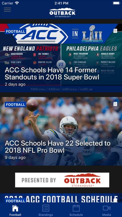 Acc Sports review screenshots