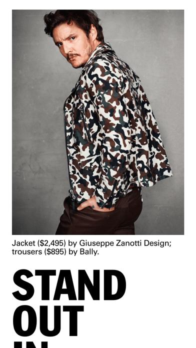 Esquire Magazine US Screenshot