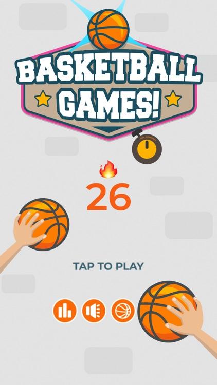 Basketball Games!