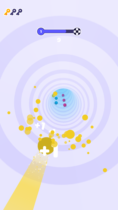 Color Tunnel! screenshot 1