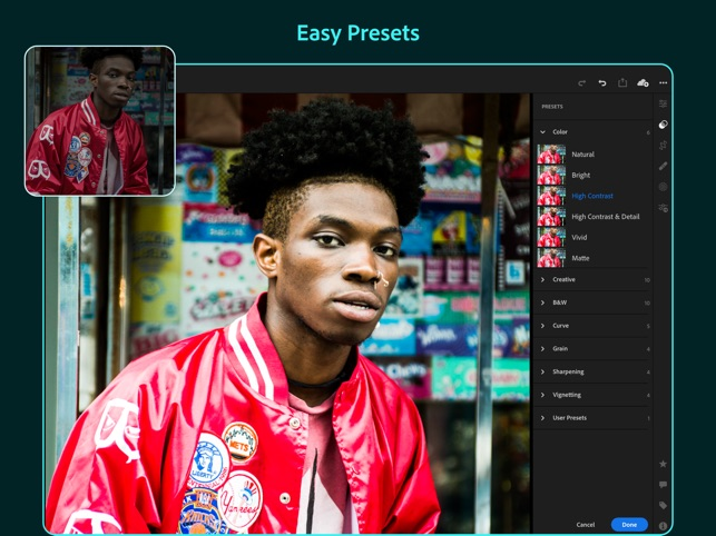 Lightroom Mobile Presets Apk