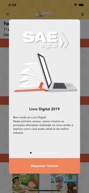 Livros Digitais SAE Digital na App Store
