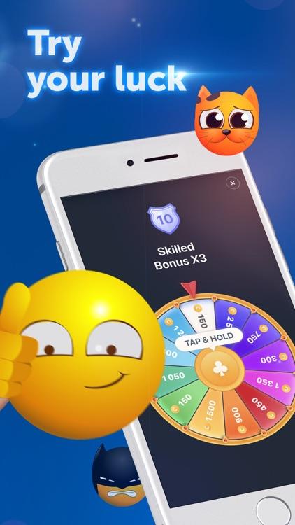 PokerUp: Social Poker screenshot-4