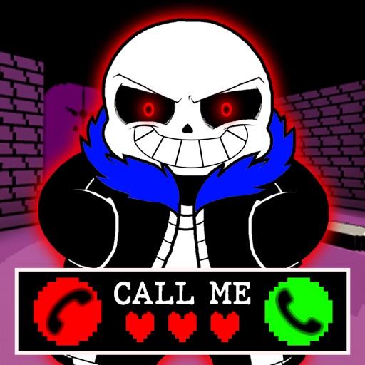 Call Sans with Undertale Talk